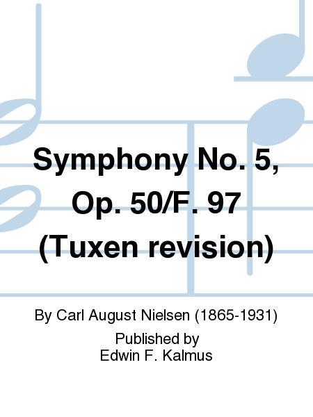Symphony No. 5, Op. 50/F. 97 (Tuxen revision)