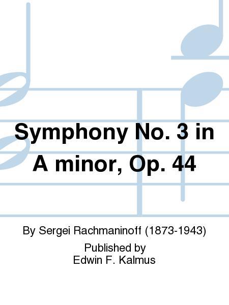Symphony No. 3 in A minor, Op. 44
