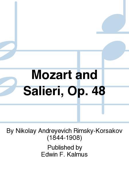 Mozart and Salieri, Op. 48