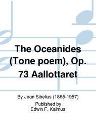The Oceanides (Tone poem), Op. 73 Aallottaret