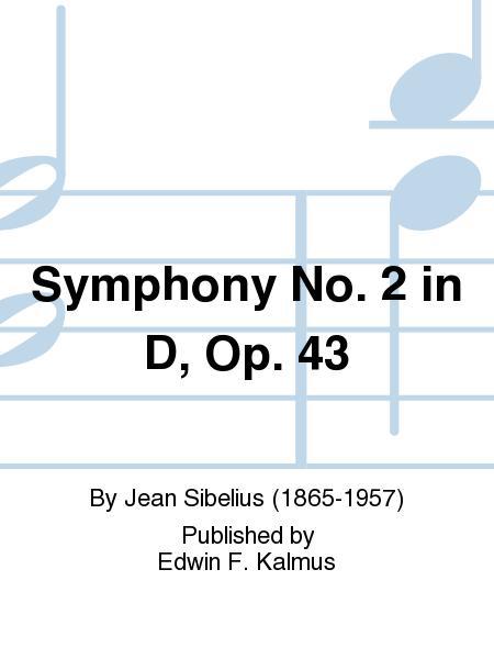 Symphony No. 2 in D, Op. 43