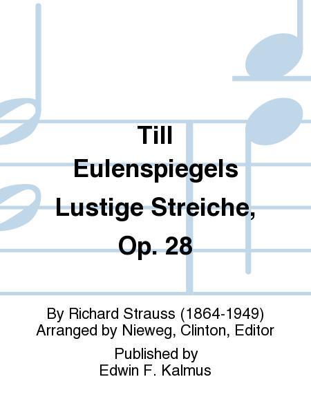 Till Eulenspiegels Lustige Streiche, Op. 28
