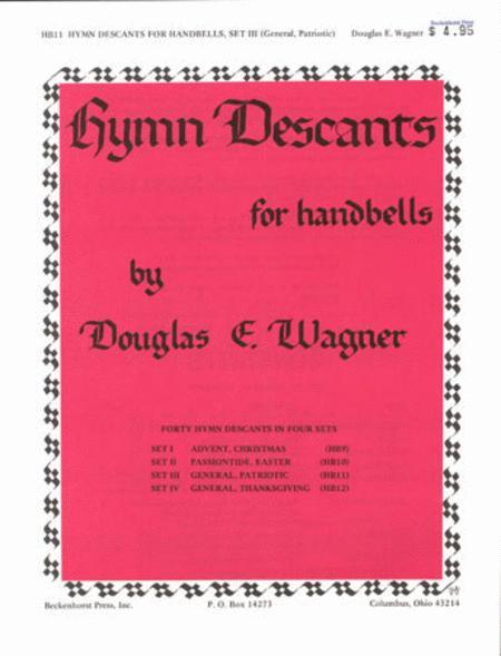 Hymn Descants for Handbells Set III