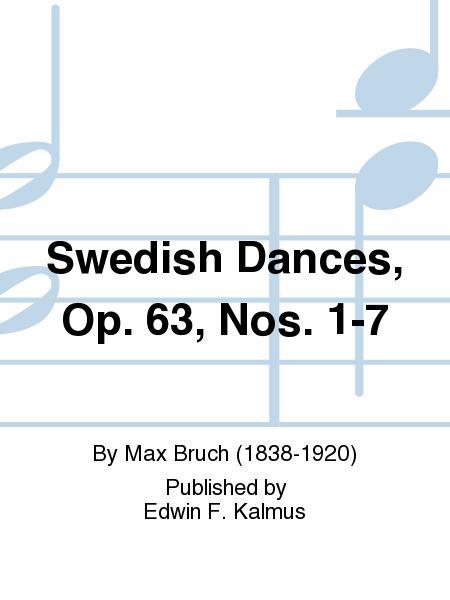 Swedish Dances, Op. 63, Nos. 1-7