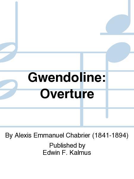 Gwendoline: Overture