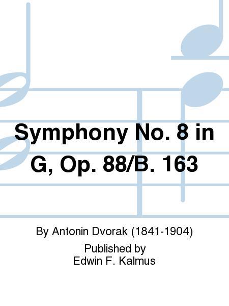 Symphony No. 8 in G, Op. 88/B. 163