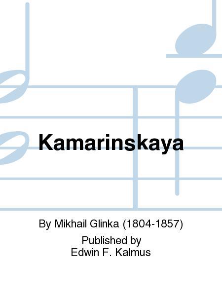 Kamarinskaya