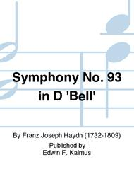 Symphony No. 93 in D 'Bell'