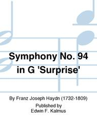Symphony No. 94 in G 'Surprise'