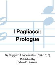 I Pagliacci: Prologue