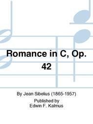 Romance in C, Op. 42