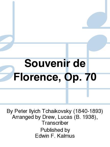 Souvenir de Florence, Op. 70
