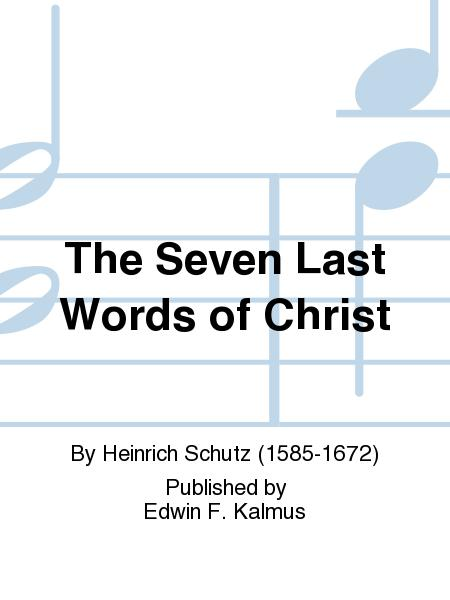 The Seven Last Words of Christ