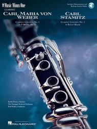 Weber: Concerto No. 1 in F Minor Op. 73 & Stamitz: Concerto No. 3 in B Flat for Clarinet