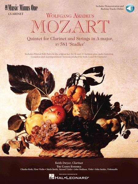 Mozart Quintet in A, KV581