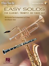 Easy Clarinet Solos, Vol. I - Student Level