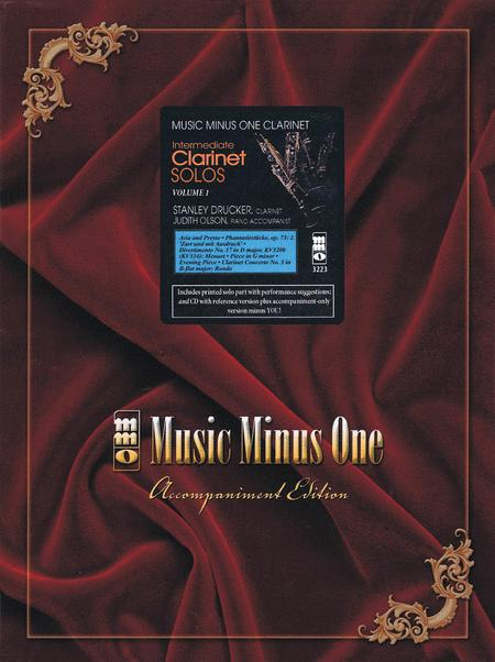 Intermediate Clarinet Solos - Vol. 1