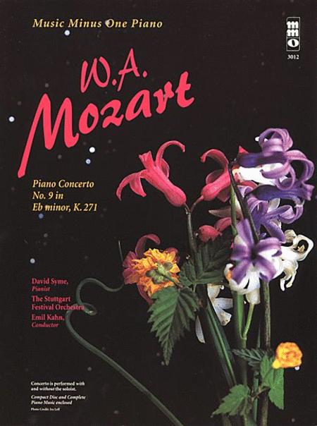 Piano Concerto (no.9 in Eb (Jeunehomme-Konzert))  K.271