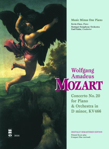 Mozart Concerto No. 20 in D Minor, KV466