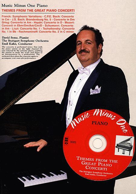 Themes From The Great Piano Concerti