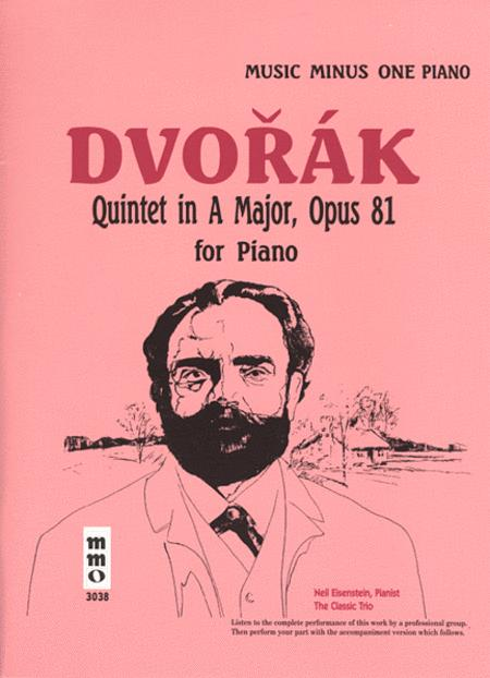 Dvorak - Quintet in A Major, Op. 81