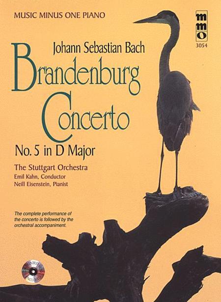 J.S. Bach - Brandenburg Concerto No. 5 in D Major, BWV1050