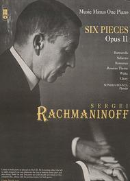 Rachmaninov - Six Pieces, Opus 11
