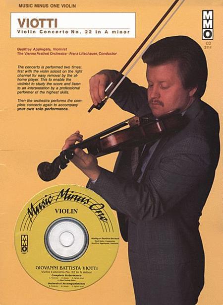 Viotti - Violin Concerto No. 22 in A Minor