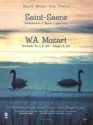 Saint-Saens - Introduction & Rondo Capriccioso & Mozart - Serenade No. 5, K204 & Adagio K261