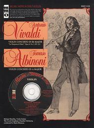 Vivaldi - Violin Concerto in E-flat Major & Albinoni - Violin Concerto in A Major