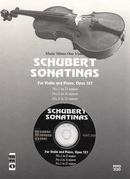 Schubert - Sonatinas
