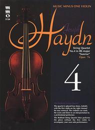 Haydn - String Quartet No. 4 in B-flat Major, Sunrise, Op. 76