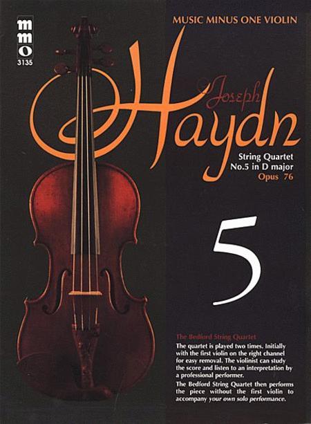 Haydn - String Quartet No. 5 in D Major, Op. 76