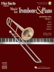 Advanced Trombone Solos, Volume 1