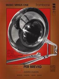 Advanced Trombone Solos - Volume 5