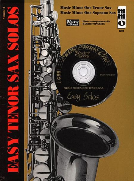 Easy Tenor Saxophone Solos   Vol.2