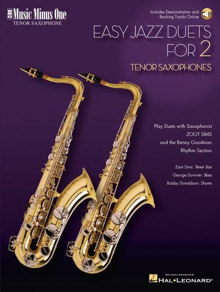 Easy Jazz Duets for 2 and Rhythm Section