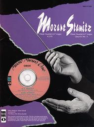Mozart - Quartet in F Major, KV370 & Stamitz - Quartet in F Major, Op. 8, No. 3