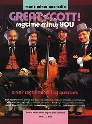Great Scott! Ragtime String Quartets