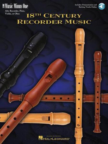 18th Century Recorder Music