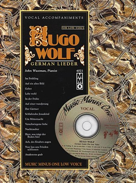 Hugo Wolf - German Lieder