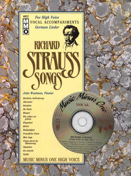 Richard Strauss Songs