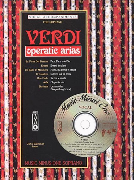 Verdi - Arias for Soprano
