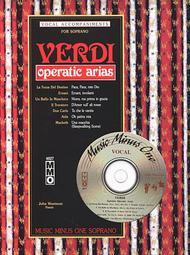 Verdi Arias for Soprano