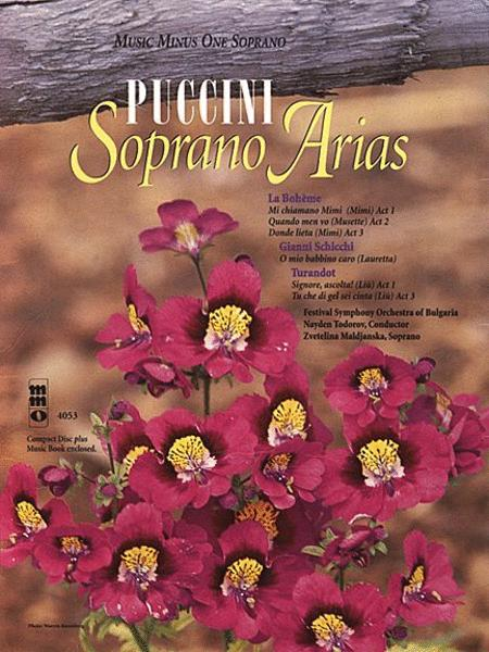 Arias for Soprano with Orchestra   Vol.1