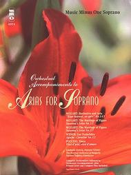 Orchestral Accompaniments to Arias for Soprano