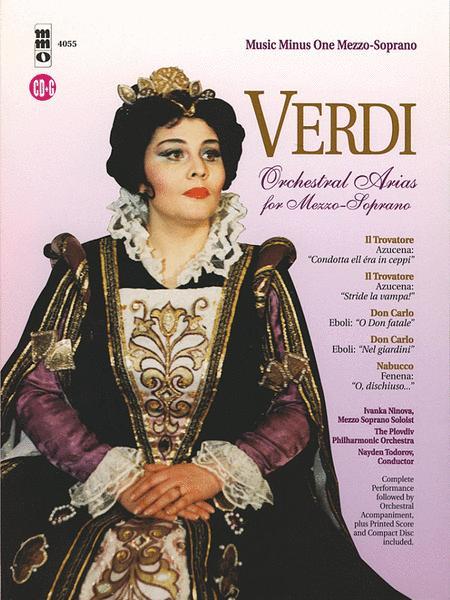 Verdi - Orchestral Arias for Mezzo-Soprano