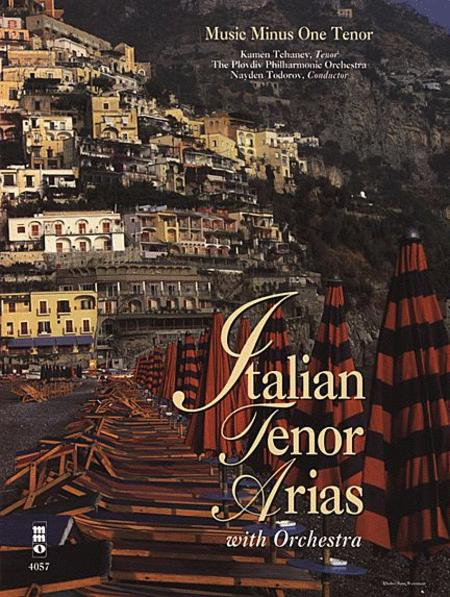 Italian Tenor Arias with Orchestra