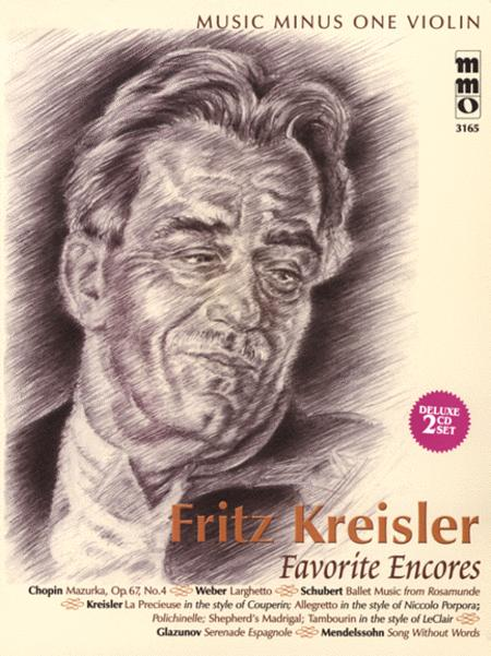 Fritz Kreisler - Favorite Encores