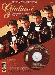 Guitar Quintet no.4 in D